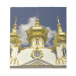 Russia. Petrodvorets. Peterhof Palace. Peter the 4 Notepads