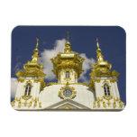 Russia. Petrodvorets. Peterhof Palace. Peter the 4 Flexible Magnet