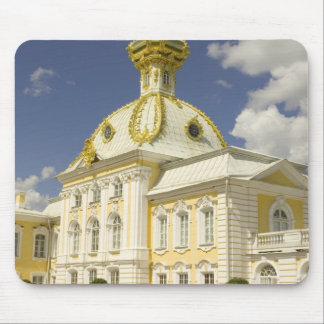 Russia. Petrodvorets. Peterhof Palace. Peter the 5 Mouse Mat
