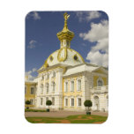 Russia. Petrodvorets. Peterhof Palace. Peter the 5 Rectangle Magnets