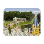 Russia. Petrodvorets. Peterhof Palace. Peter the Magnets