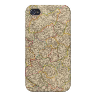 Russia, Poland 2 iPhone 4/4S Cases