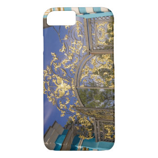 Russia, Pushkin. Gate detail and support towers iPhone 8/7 Case