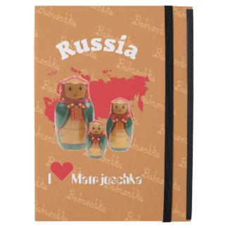 Russia - Russia babushka IPad covering