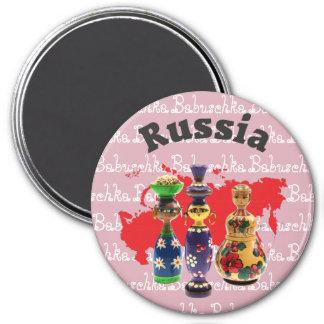Russia - Russia magnet