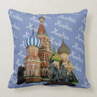 Russia - Russia Moscow cushion