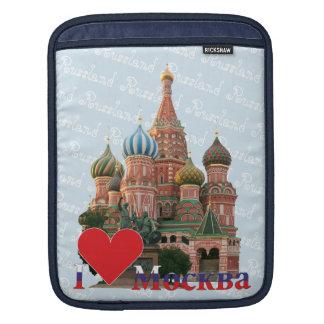 Russia - Russia Moscow IPad bag iPad Sleeve