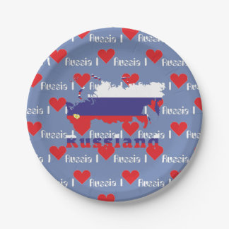 Russia - Russia plate