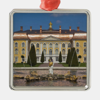 Russia, Saint Petersburg, Peterhof, Grand Palace 3 Christmas Ornament
