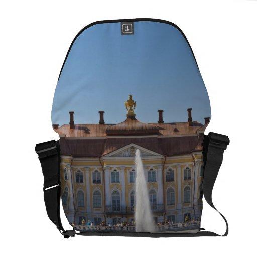 Russia, Saint Petersburg, Peterhof, Grand Palace 4 Commuter Bags