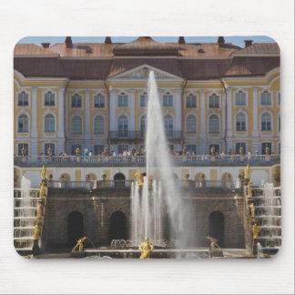 Russia, Saint Petersburg, Peterhof, Grand Palace 4 Mouse Pad