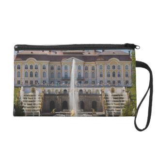 Russia, Saint Petersburg, Peterhof, Grand Palace Wristlet Purse