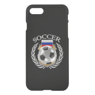 Russia Soccer 2016 Fan Gear iPhone 7 Case