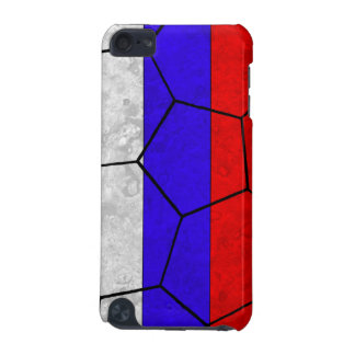 Russia Soccer Ball iPod Touch Case