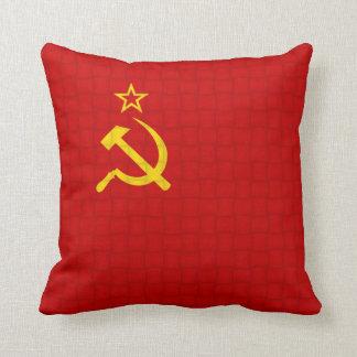 Russia Soviet union flag Cushion