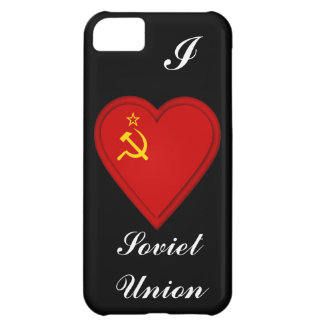 Russia Soviet union flag iPhone 5C Case