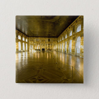 Russia, St. Petersburg, Catherine's Palace (aka 11 15 Cm Square Badge