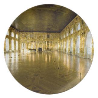 Russia, St. Petersburg, Catherine's Palace (aka 11 Plate