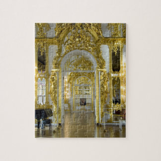 Russia, St. Petersburg, Catherine's Palace (aka 12 Jigsaw Puzzle