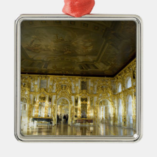 Russia, St. Petersburg, Catherine's Palace (aka 2 Christmas Ornament