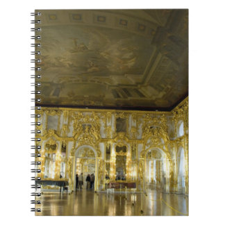 Russia, St. Petersburg, Catherine's Palace (aka 2 Spiral Note Book