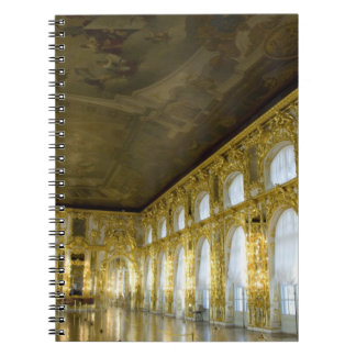 Russia, St. Petersburg, Catherine's Palace (aka 4 Notebooks