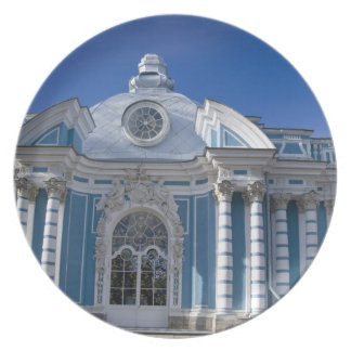Russia, St. Petersburg, Catherine's Palace (aka 6 Party Plate