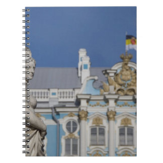 Russia, St. Petersburg, Catherine's Palace (aka 7 Spiral Note Books