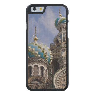 Russia, St. Petersburg, Nevsky Prospekt, The 2 Carved® Maple iPhone 6 Slim Case