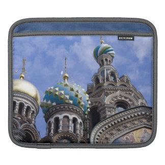 Russia, St. Petersburg, Nevsky Prospekt, The 2 iPad Sleeve