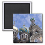 Russia, St. Petersburg, Nevsky Prospekt, The 2 Square Magnet