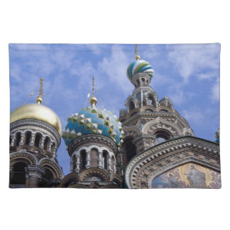 Russia, St. Petersburg, Nevsky Prospekt, The 2 Placemat