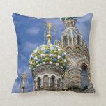 Russia, St. Petersburg, Nevsky Prospekt, The Cushion