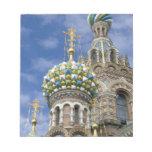 Russia, St. Petersburg, Nevsky Prospekt, The Memo Notepads