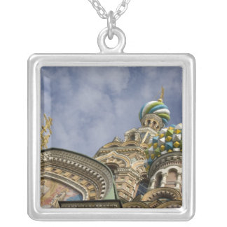 Russia, St. Petersburg, Nevsky Prospekt, The Silver Plated Necklace