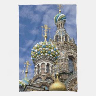 Russia, St. Petersburg, Nevsky Prospekt, The Tea Towel