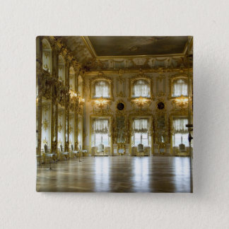 Russia, St. Petersburg, Peterhof Palace (aka 2 15 Cm Square Badge