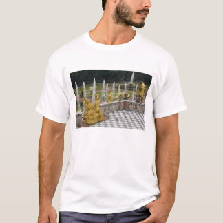 Russia, St. Petersburg, Peterhoff (aka T-Shirt