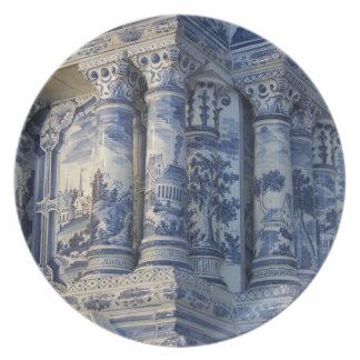 Russia, St. Petersburg, Pushkin, Catherine's 2 Dinner Plate