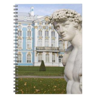 Russia, St. Petersburg, Pushkin, Catherine's 3 Notebook