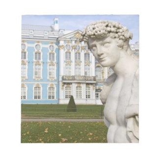Russia, St. Petersburg, Pushkin, Catherine's 3 Notepad