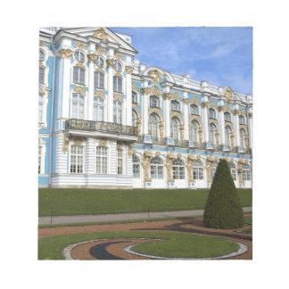 Russia, St. Petersburg, Pushkin, Catherine's Notepad