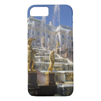 Russia, St. Petersburg, The Great Cascade, iPhone 8/7 Case