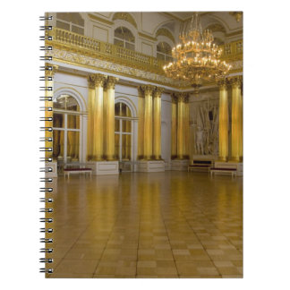 Russia, St. Petersburg, The Hermitage (aka 3 Notebook