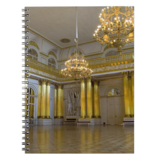 Russia, St. Petersburg, The Hermitage (aka 4 Spiral Notebook