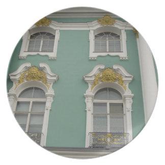 Russia, St. Petersburg, The Hermitage (aka 6 Dinner Plates