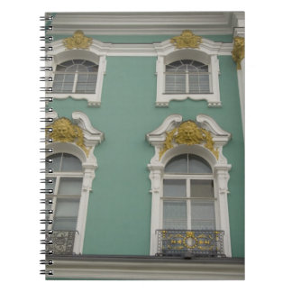 Russia, St. Petersburg, The Hermitage (aka 6 Spiral Notebooks