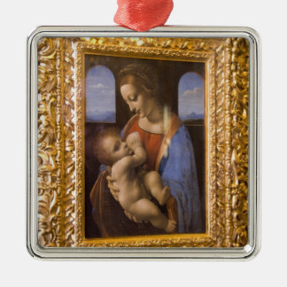 Russia, St. Petersburg, The Hermitage (aka 8 Christmas Ornament