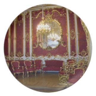 Russia, St. Petersburg, The Hermitage (aka Plates