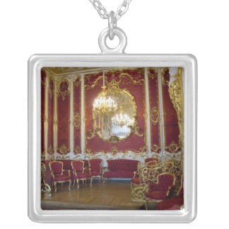 Russia, St. Petersburg, The Hermitage (aka Silver Plated Necklace